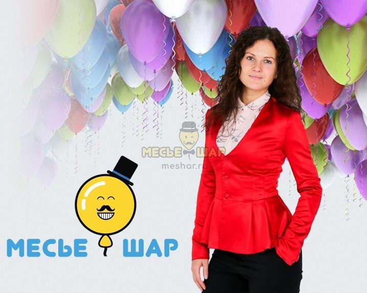 Заказать воздушные шары в СПБ