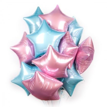 Зефирный набор из шаров - 12 штук