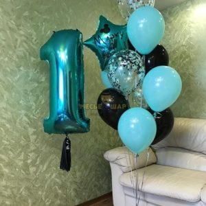 Акварели - набор из воздушных шаров