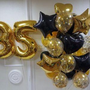 Гранди - набор из воздушных шаров