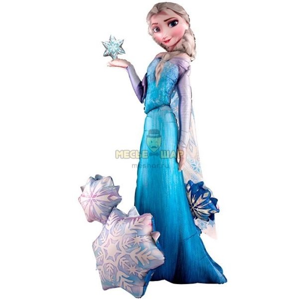 Ходячая фигура Эльза