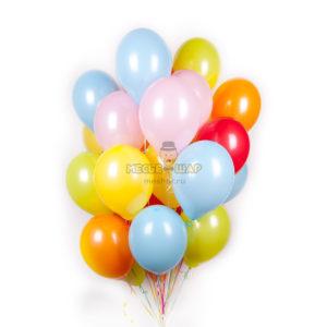 100 шаров к 8 марта