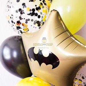 Набор Бэтмену из шариков