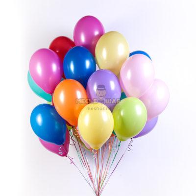 100 шаров на выпускной