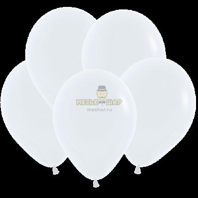 Белые шары Пастель