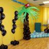 Пиратское оформление 2 из шаров