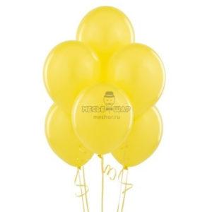Желтые шары Пастель