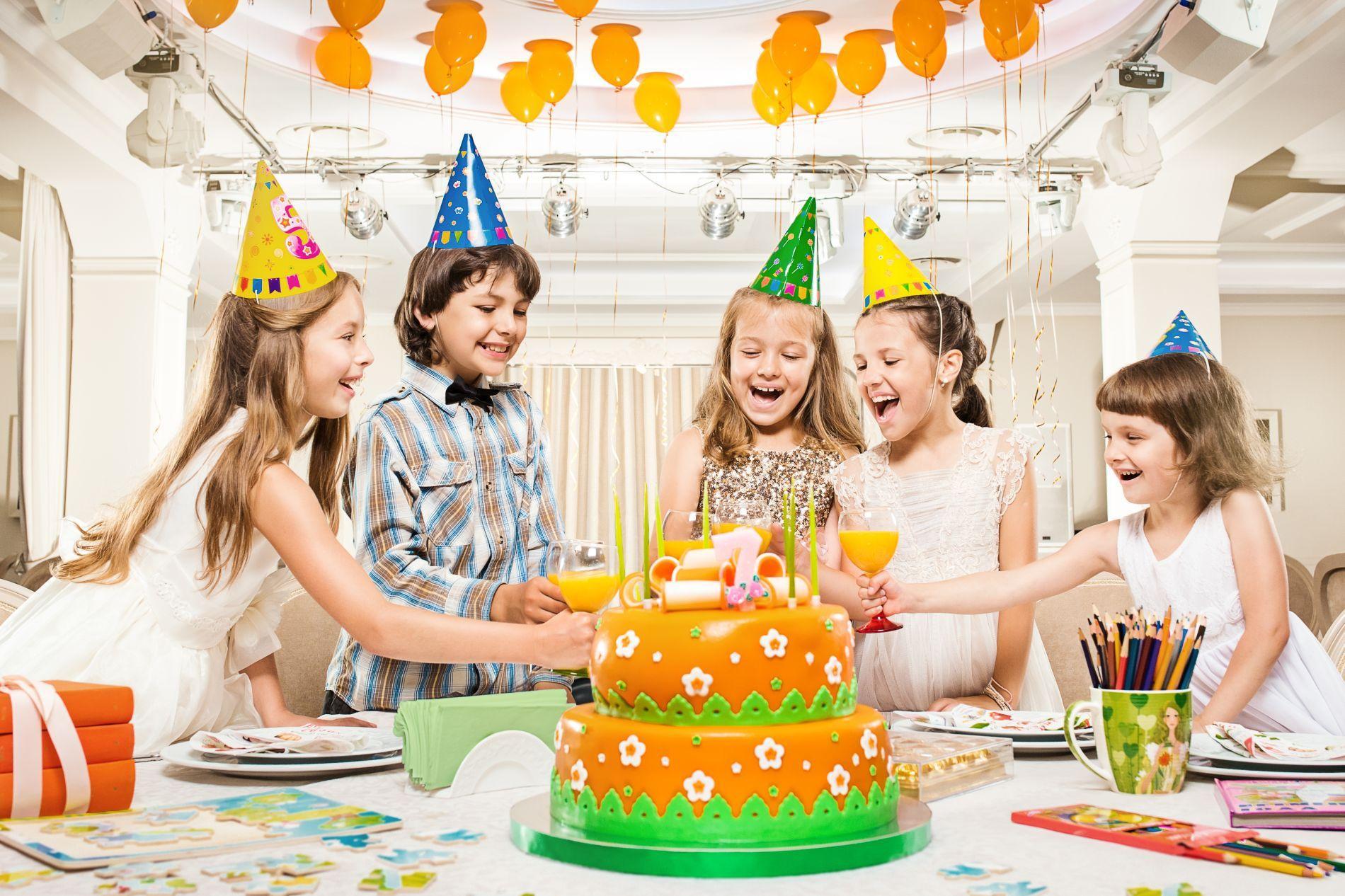 Организация детского дня рождения самым лучшим образом