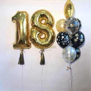 Хит #11 из шаров