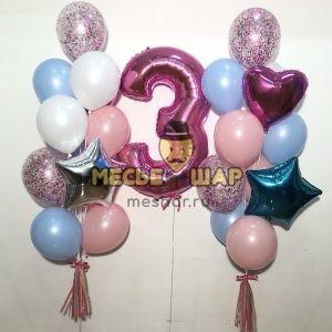 Хит #14 из шаров