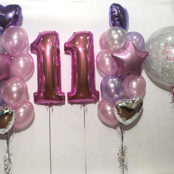 Хит #15 из шаров