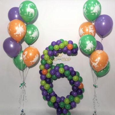 Хит #27 из шаров