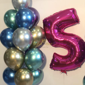 Хит #31 из шаров