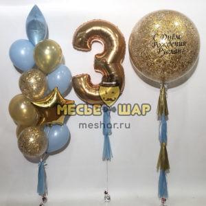 Хит #34 из шаров
