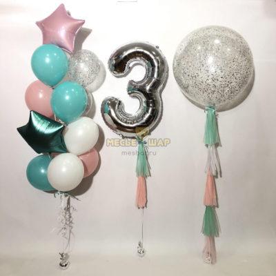 Хит #44 из шаров