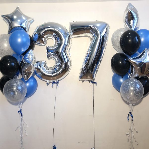 Хит #45 из шаров