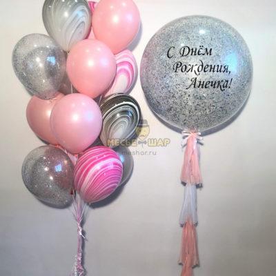 Хит #9 из шаров