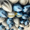 Яркие Хром и Агаты, 30 шаров