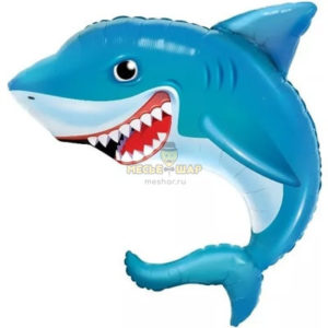 Акула шар 90см