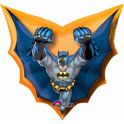 Бэтмен в полете 80см