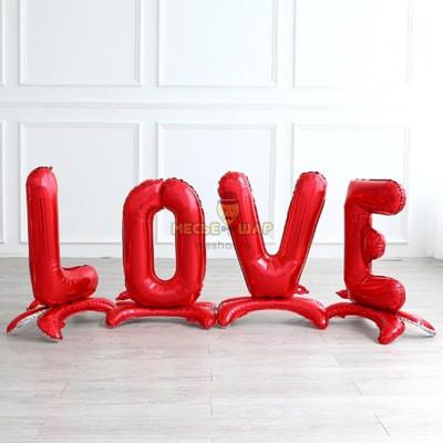 Буквы Love (80см) на подставке