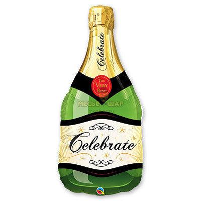 Бутылка Шампанского, 100 см