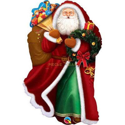 Дед Мороз с подарками, 105 см