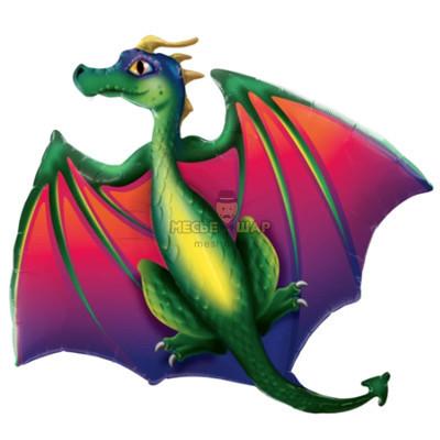 Шар Дракон Летающий (115см)