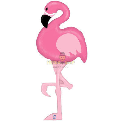 Шар Фламинго Ходячка (152 см)