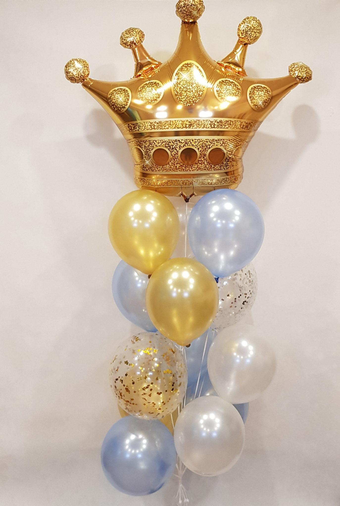 Фонтан с короной