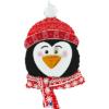 Шар голова пингвина