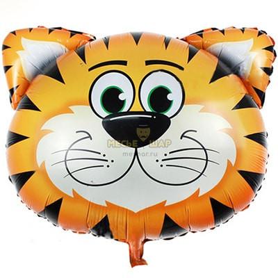 Голова тигра шар