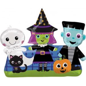 Хеллоуин Персонажи