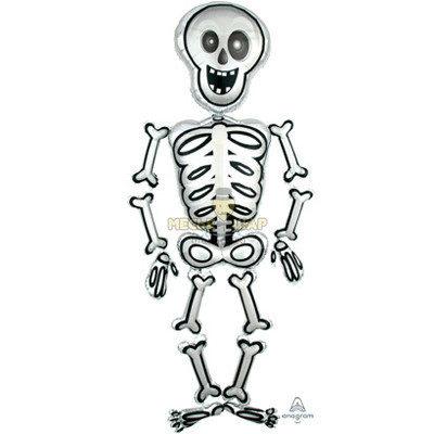 Ходячка шар Скелет