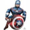 Шар Капитан Америка (100 на 100см)