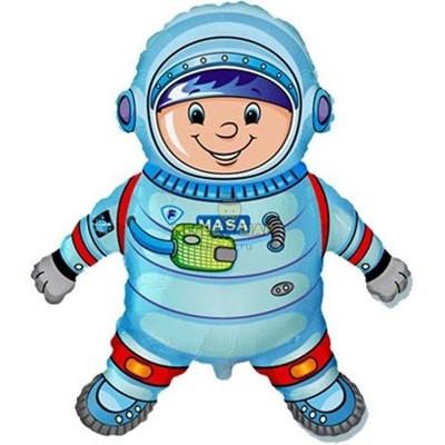 Космонавт шар 80см