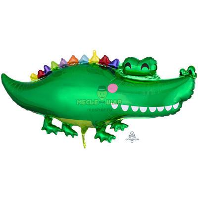 Шар Крокодил (90см)