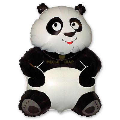 Панда шар 70см