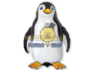 Пингвин шар 80см