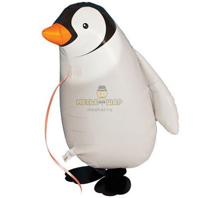 Шар пингвин мини