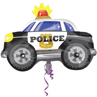 Полицейская машина 70 см