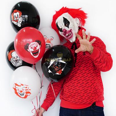 Шары клоун