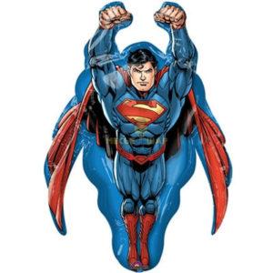 Супермен шар 90см