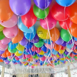 Хит 100 воздушных шаров