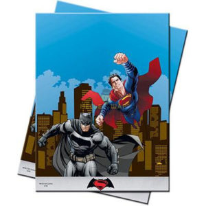 Скатерть п/э Бэтмен Vs Супермен1,2х1,8мР