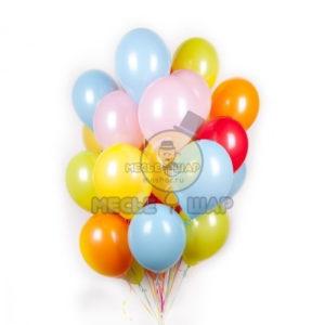 100 шаров 8 марта