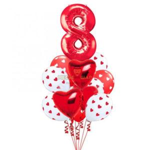 Любовное 8 марта
