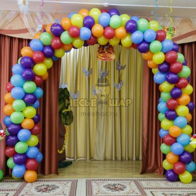 Пакет 23 из шаров на выпускной