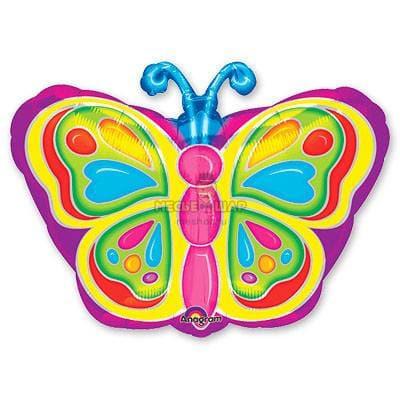 Бабочка шарик