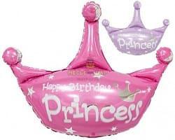 Корона принцесс 75см